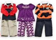 Manufacturer Overrun Clearances Children's Apparel