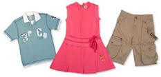 Children's Closeouts  Apparel