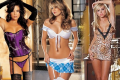 Lingerie From High-end Department Stores