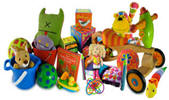 Overstock Toy Loads